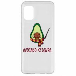 Чохол для Samsung A31 Avocado kedavra