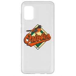 Чохол для Samsung A31 Baltimore Orioles