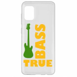 Чехол для Samsung A31 Bass True