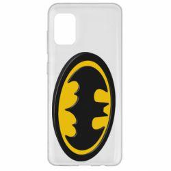Чохол для Samsung A31 Batman 3D