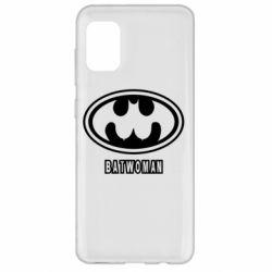 Чохол для Samsung A31 Batwoman