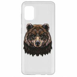 Чохол для Samsung A31 Bear graphic