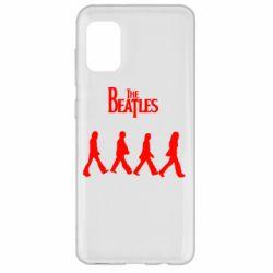 Чохол для Samsung A31 Beatles Group