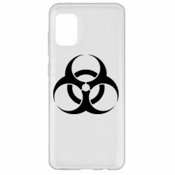 Чехол для Samsung A31 biohazard