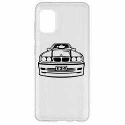 Чехол для Samsung A31 BMW E34