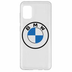Чохол для Samsung A31 BMW logo 2020