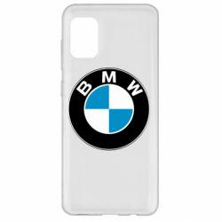 Чехол для Samsung A31 BMW Small
