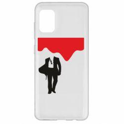 Чохол для Samsung A31 Bond 007 minimalism