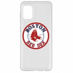 Чохол для Samsung A31 Boston Red Sox