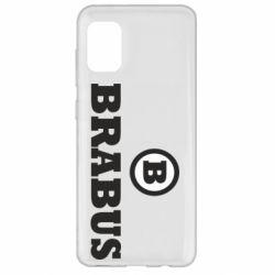 Чехол для Samsung A31 Brabus