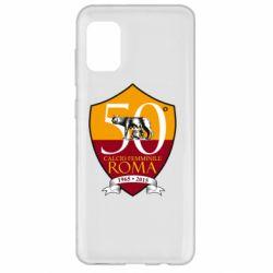Чохол для Samsung A31 Calcio Femminile Roma