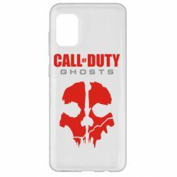 Чохол для Samsung A31 Call of Duty Ghosts