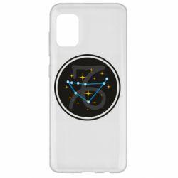 Чехол для Samsung A31 Capricorn constellation