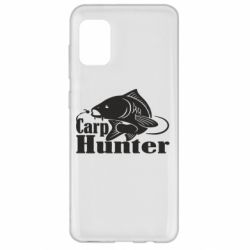 Чохол для Samsung A31 Carp Hunter