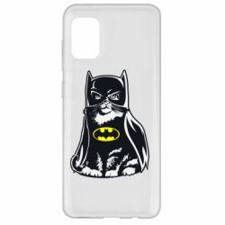 Чохол для Samsung A31 Cat Batman