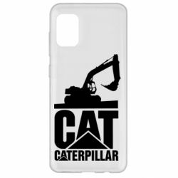 Чохол для Samsung A31 Caterpillar cat