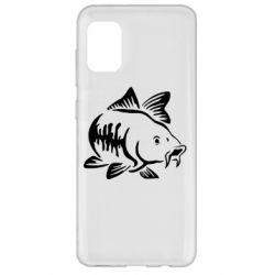 Чохол для Samsung A31 Catfish