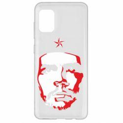 Чохол для Samsung A31 Che Guevara face