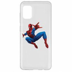 Чохол для Samsung A31 Людина павук
