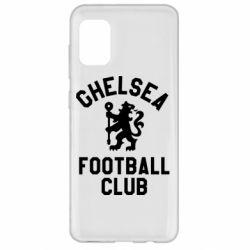 Чохол для Samsung A31 Chelsea Football Club