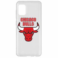 Чохол для Samsung A31 Chicago Bulls vol.2