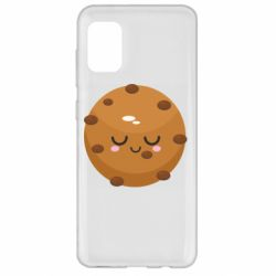 Чехол для Samsung A31 Chocolate Cookies