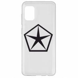 Чехол для Samsung A31 Chrysler Star