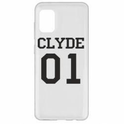 Чехол для Samsung A31 Clyde 01