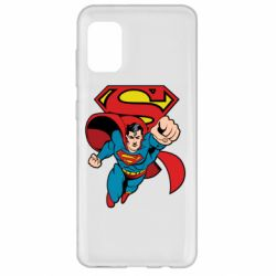Чохол для Samsung A31 Comics Superman