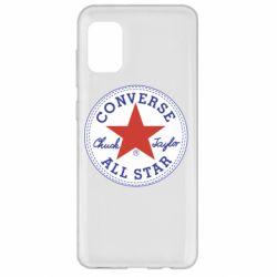 Чохол для Samsung A31 Converse