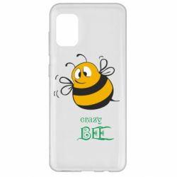 Чехол для Samsung A31 Crazy Bee