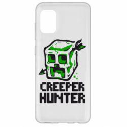 Чехол для Samsung A31 Creeper Hunter
