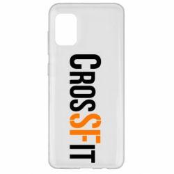 Чохол для Samsung A31 CrossFit SF