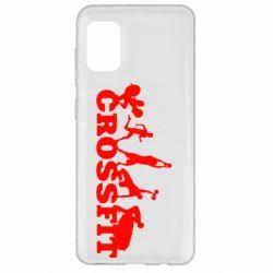Чехол для Samsung A31 Crossfit