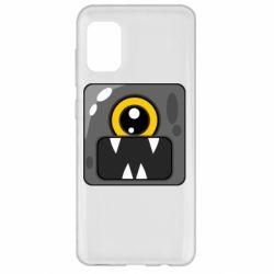 Чохол для Samsung A31 Cute black boss