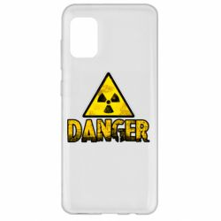 Чохол для Samsung A31 Danger icon