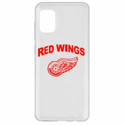 Чохол для Samsung A31 Detroit Red Wings