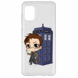 Чохол для Samsung A31 Doctor who is 10 season2