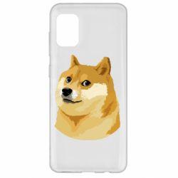 Чохол для Samsung A31 Doge