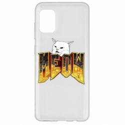 Чохол для Samsung A31 Doom меов cat