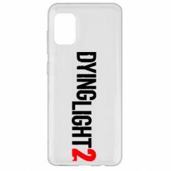 Чохол для Samsung A31 Dying Light 2 logo