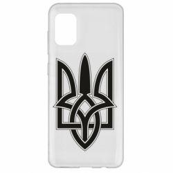 Чохол для Samsung A31 Emblem  16