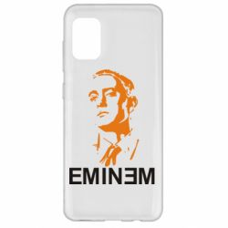Чехол для Samsung A31 Eminem Logo