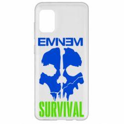 Чохол для Samsung A31 Eminem Survival