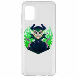 Чехол для Samsung A31 Evil Maleficent