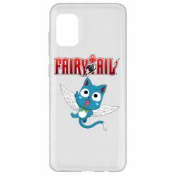 Чохол для Samsung A31 Fairy tail Happy
