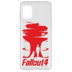 Чехол для Samsung A31 Fallout 4 Art