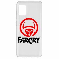 Чехол для Samsung A31 FarCry LOgo
