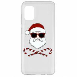 Чохол для Samsung A31 Fashionable Santa