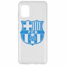Чехол для Samsung A31 FC Barcelona